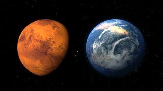 Планета влияния Марс