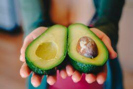 Авокадо не для диеты