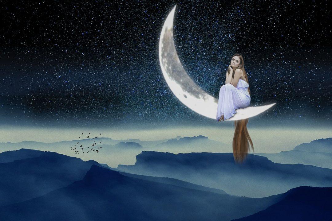 Луна и лунная энергия женщины