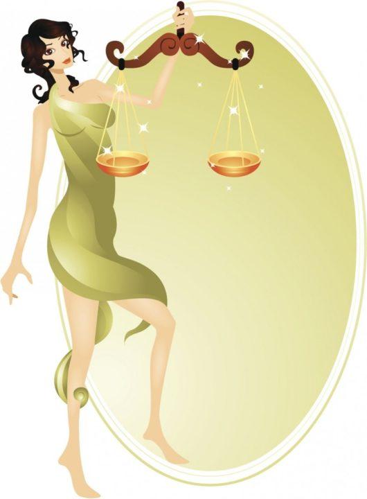 Женщина Весы